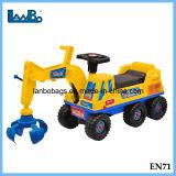 Los niños de alta calidad de plástico en miniatura del Digger Coche de juguete