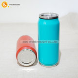 Double Wall Stainless Steel Vacuum Cola Cup with Straw