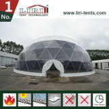 測地線ドームのカスタムドームの表示テント5-30mの直径