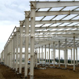 Pre Vervaardigd van de Structuren van het staal Gebouwen in Tanzania