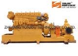Pompe à engrenages avec le moteur diesel (KCB7000)