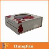 Impreso sobre papel satinado de lujo Embalaje (ventana)