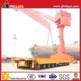Heavy Duty de la plataforma hidráulica autopropulsada Astillero Transporter