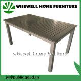 Cadeiras ao ar livre e tabela da mobília de alumínio ajustadas (WXH-003)