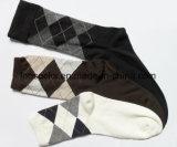 Mann Argyle Entwurf 4 Satz-Socken