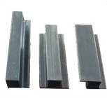 Perfis de alumínio anodizados de Ltz para o indicador