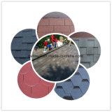 Dakspaan van het Asfalt van het Membraan van het dak de Waterdichte Kleurrijke in China