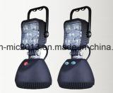 luz de trabajo recargable portable del CREE 20W LED