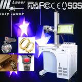 De Laser die van de vezel Machine (hsgq-30W) merken