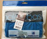 19 pantalones convexos de los hombres de bolso de la fibra U de la leche del color de la ropa interior de los hombres