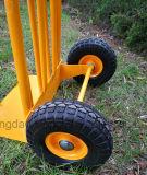 250kg頑丈な折る手のトロリー手トラック