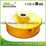 De corrosiebestendige A532 Hoge Drijvende kracht van het Deel van de Pomp van de Dunne modder van het Chroom ASTM