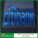 Precio de Qingyi mejores y calidad al por mayor del traspaso térmico metálico del vinilo para la materia textil