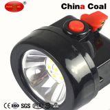 Lámpara de casquillo de la seguridad en la mina del poder más elevado LED de Kj3.5lm