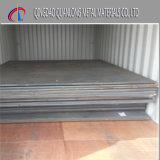Mn13 Plaat Van gehard staal de met hoge weerstand van het Staal van het Mangaan van de Plaat