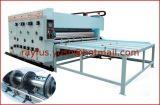 Slotter de impressora tipo flexor tipo cadeia para máquina de fazer papelão ondulado