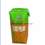 Verpackung-Papier für Milch und Saft