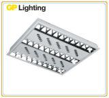 T5 утопило свет Troffer жалюзиего утопленный решеткой для коммерчески освещения (ROT215)