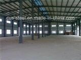 Marco de acero para la estructura de acero de la luz del taller de Storge/