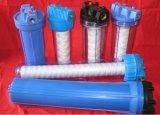 Filtração simples da água da torneira doméstica