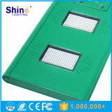 5W a 100W Todo-en-uno de la luz de calle solar integrada de la iluminación exterior con sensor de movimiento/polo/cámara