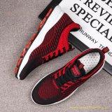 Hy-020 Deportes ejecuta volar tejido transpirable Zapatos