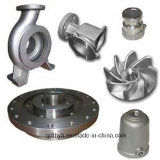 OEM Stainless Steel Investment Casting、ImpellersのためのPrecision Casting