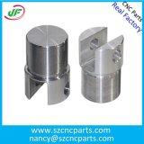 高精度アルミニウム6061の旋盤機械CNCの回転部品