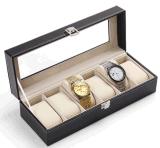 La caja de presentación caliente al por mayor del reloj modificada para requisitos particulares valida Jd-Wb045