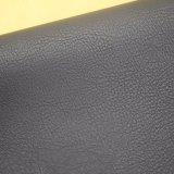暗い色は袋によって薄板にされたファブリックのためのPVCスポンジの革を浮彫りにした
