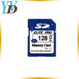 Electrónica de plena capacidad de suministro de la tarjeta de memoria SD 128 MB (YWD-SD-2)