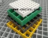 Perfil Grating Zlrc de FRP GRP de la extrusión por estirado ignífuga de la fibra de vidrio