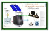 1kw-2kw-3kw-4kw-5kw van Systeem van de Macht van het Huis van het Net het Zonne