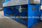 China fabricante QC12Y 6X3200 hidráulico de acero inoxidable de la máquina de corte