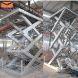 plate-forme hydraulique de levage des ciseaux 1.5ton