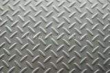 Plaque antidérapante de feuille d'acier inoxydable du SUS 316L