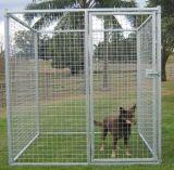 Гальванизированная сваренная клетка собаки ячеистой сети напольная