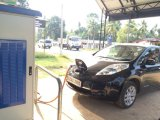 De Lader van de Batterij van het elektrische voertuig 60kw Chademo