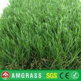Tappeto erboso ornamentale dello Synthetic delle quattro di colore dell'erba merci del giardino