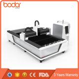 Jinan máquina de corte de metal CNC baratos com preço competitivo