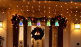 Света украшения СИД рождества светильника типа колокола праздника декоративные