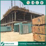 La película enfrenta de madera contrachapada de 12mm para los materiales de construcción