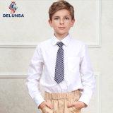 Camisa de polo de colegio blanco barato internacional Camisa de uniforme escolar