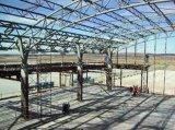 가벼운 강철 구조물 Prefabricated 창고 건축