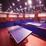 Cubierta de PVC pavimento deportivo para tenis de mesa 2017 de la venta caliente