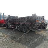 4車軸12荷車引きの大きいダンプトラックのダンプカートラック8X4 2016年