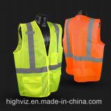 ANSI107標準の安全ベスト(C2018)