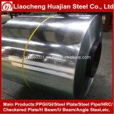 Bobine en acier galvanisée laminée à froid extérieure galvanisée