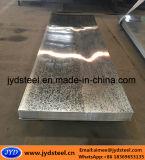 Падение с возможностью горячей замены накладки оцинкованной стали