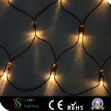 Noël Décoration extérieure Warmwhite LED lumière Net